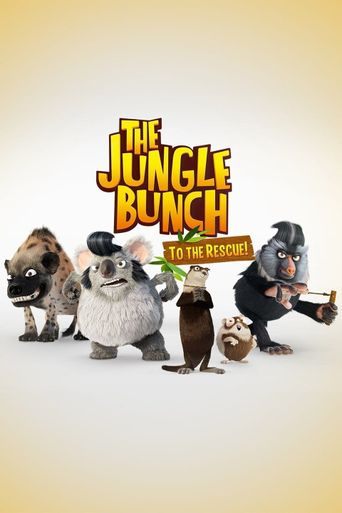 The Jungle Bunch: To the Rescue Poster
