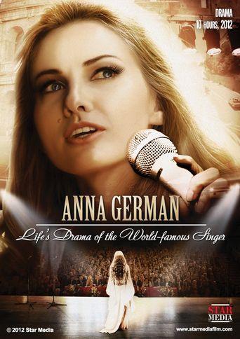 Anna German. Tajemnica białego anioła Poster