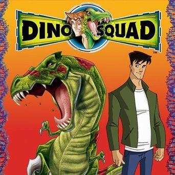 DinoSquad Poster