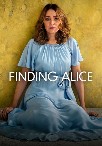 Finding Alice Poster