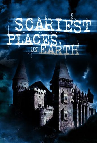 Scariest Places on Earth Poster