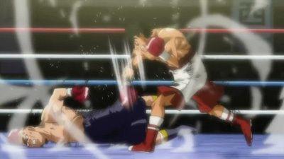 Season 02, Episode 11 Ippo vs. Hammer Nao
