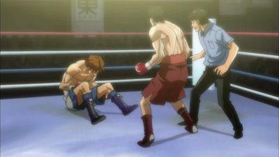 Season 02, Episode 15 Itagaki`s Debut Fight!