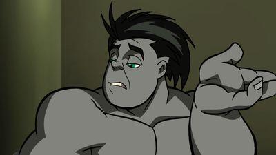 Season 01, Episode 04 Hulk Talk Smack!