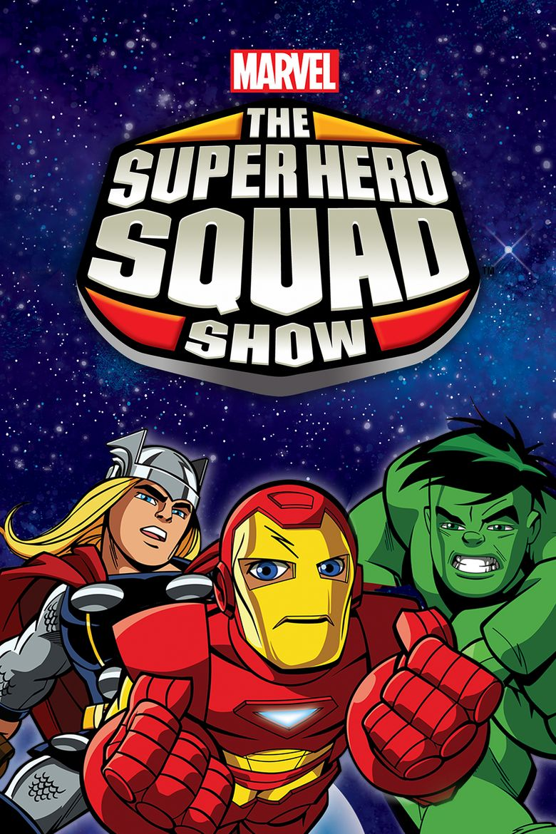 The Super Hero Squad Show Poster