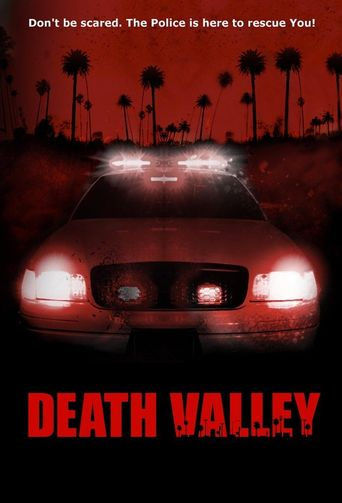 Death Valley Poster