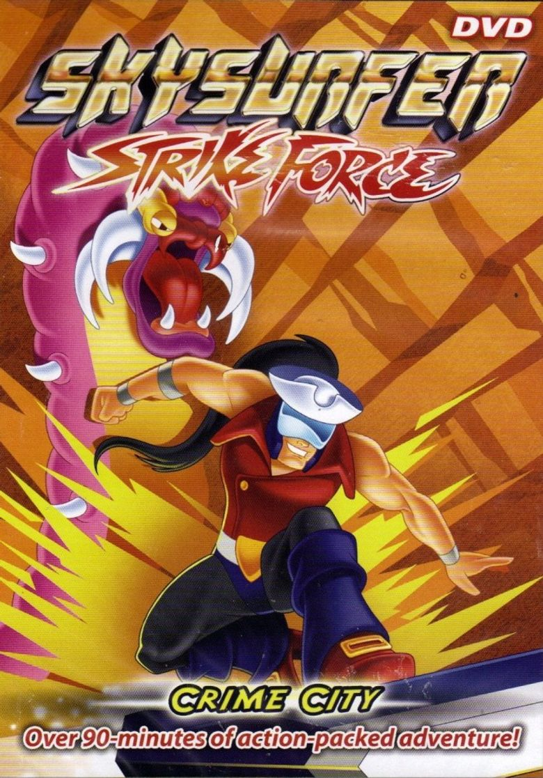 Skysurfer Strike Force Poster