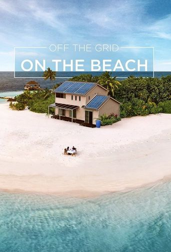Off The Grid On The Beach Poster