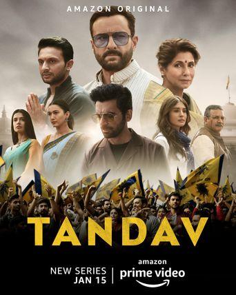 Tandav Poster