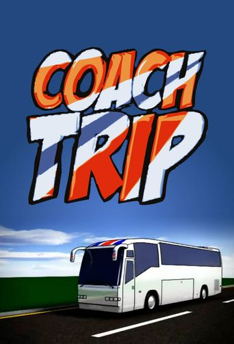 Coach Trip: Road To Barcelona Poster