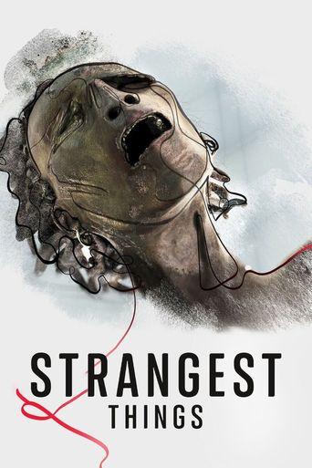 Strangest Things Poster