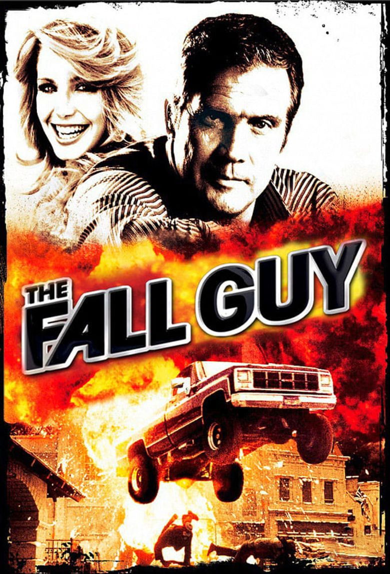 The Fall Guy Poster