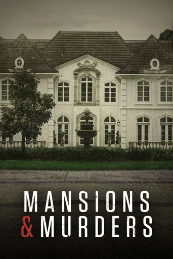 Mansions & Murders Poster