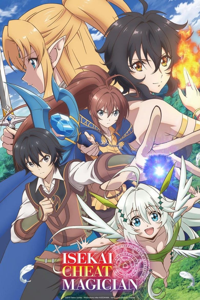 Isekai Cheat Magician - Watch Episodes on Crunchyroll or Streaming
