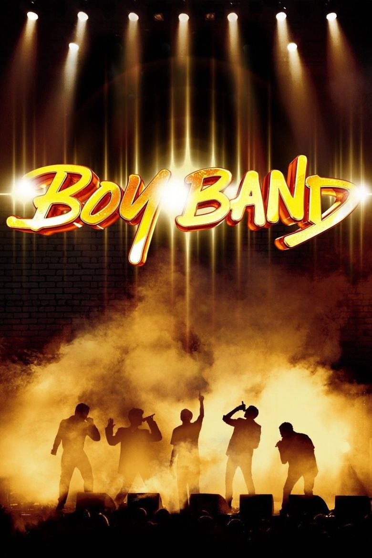 Boy Band Poster