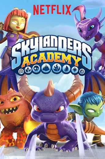 Watch Skylanders Academy