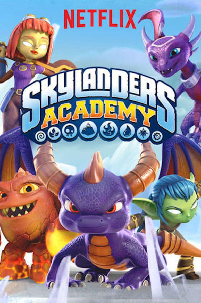 Watch Skylanders Academy