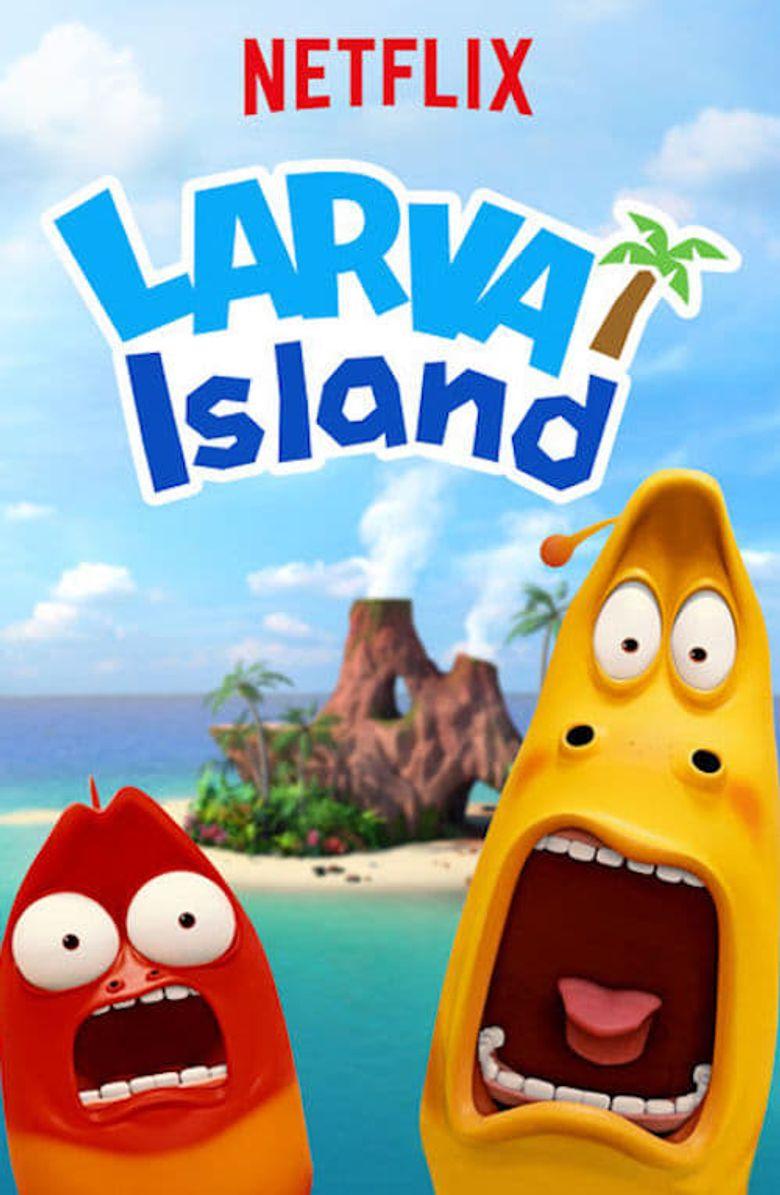 Larva Island Poster