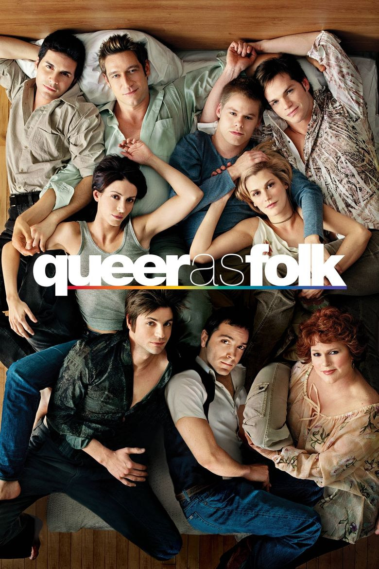 Queer As Folk Poster