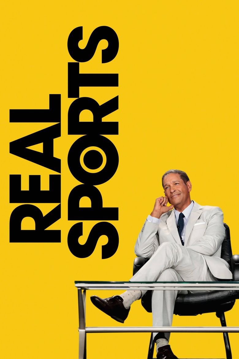 Real Sports with Bryant Gumbel Poster