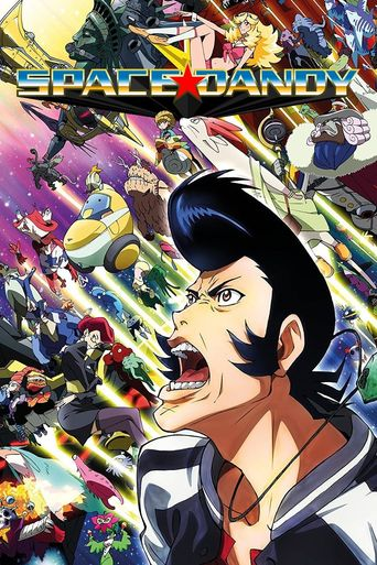 Watch Space Dandy