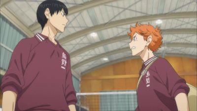Season 01, Episode 02 Karasuno High School Volleyball Club