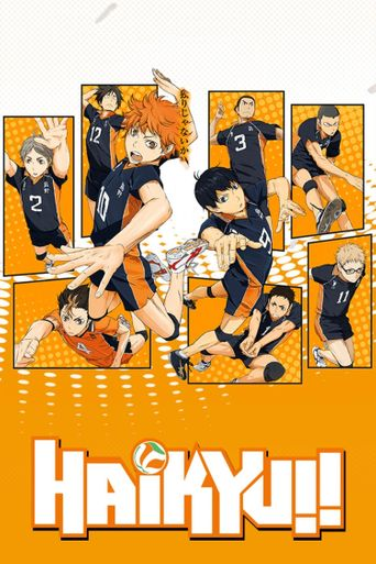 Watch Haikyu!!