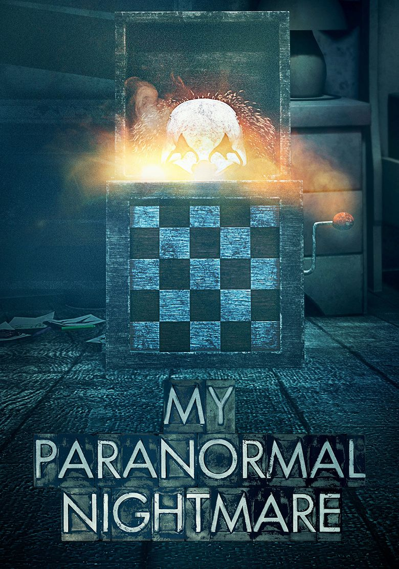 My Paranormal Nightmare Poster