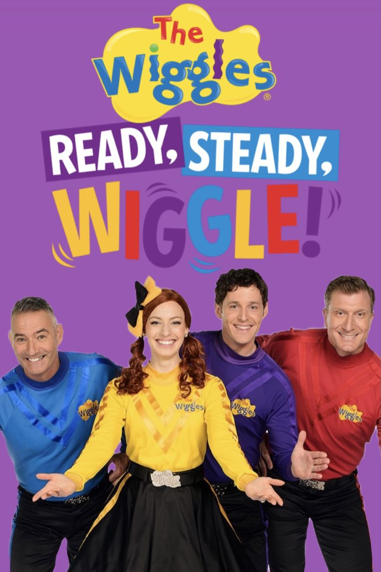 Ready, Steady, Wiggle! Poster