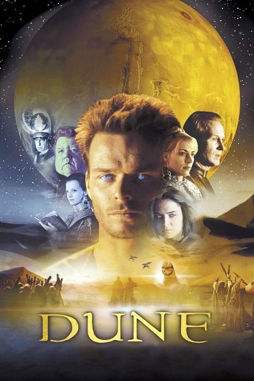 Frank Herbert's Dune Poster