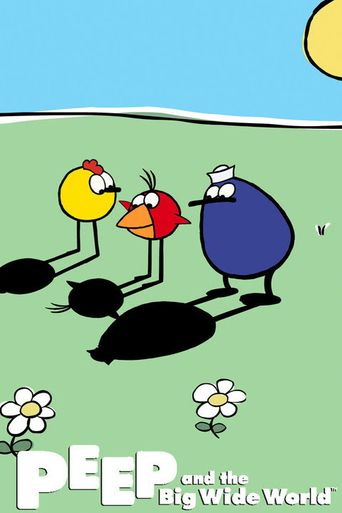 Peep and the Big Wide World Poster