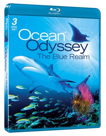Ocean Odyssey: The Blue Realm Poster