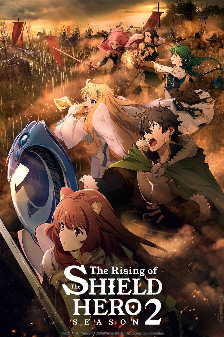 The Rising of The Shield Hero Poster