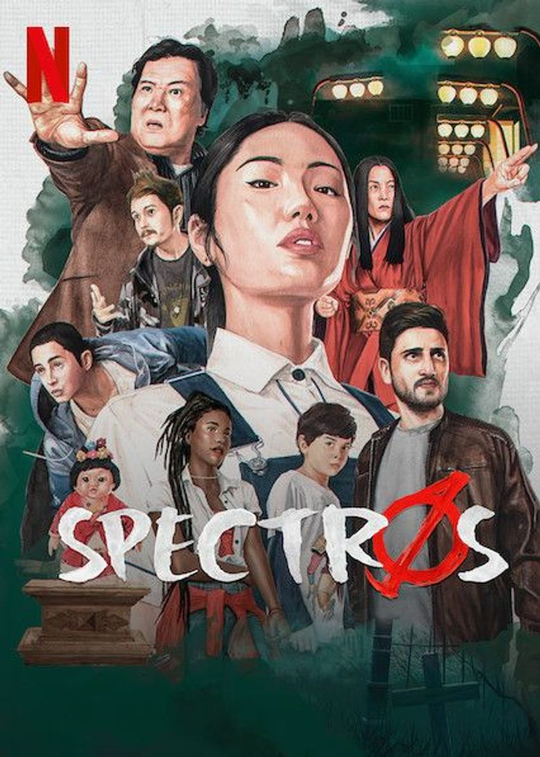 Spectros Poster