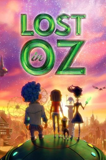 Lost in Oz - Watch Episodes on Prime Video or Streaming