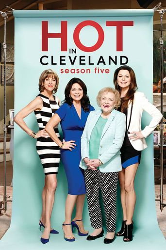 Hot In Cleveland Watch Episodes On Tvland Comedy Central