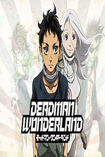 Deadman Wonderland Poster