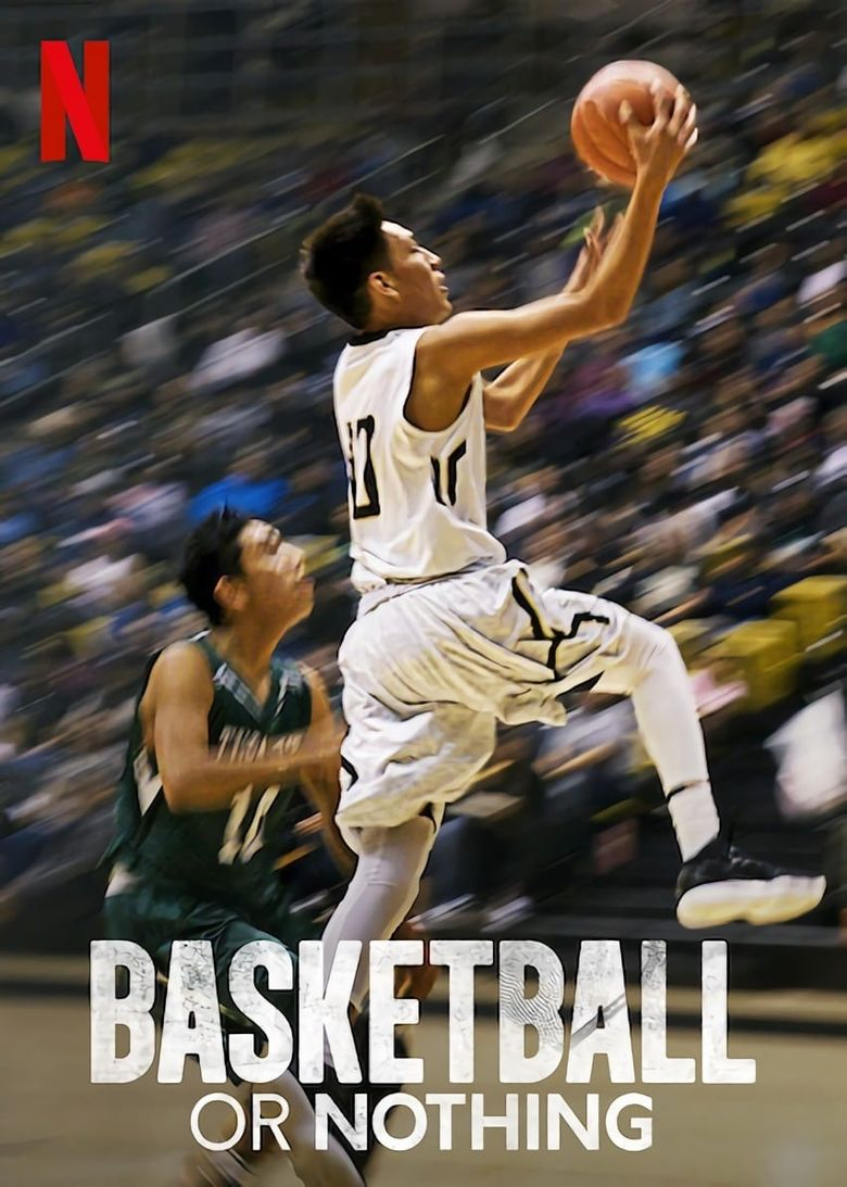 Basketball or Nothing Poster