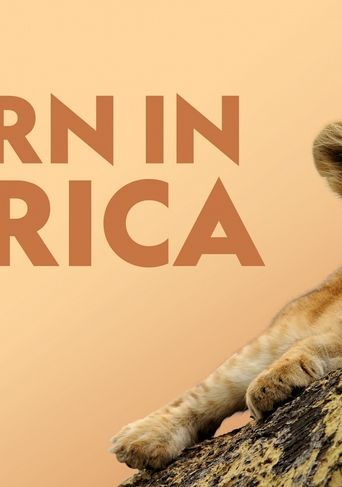 Born in Africa Poster
