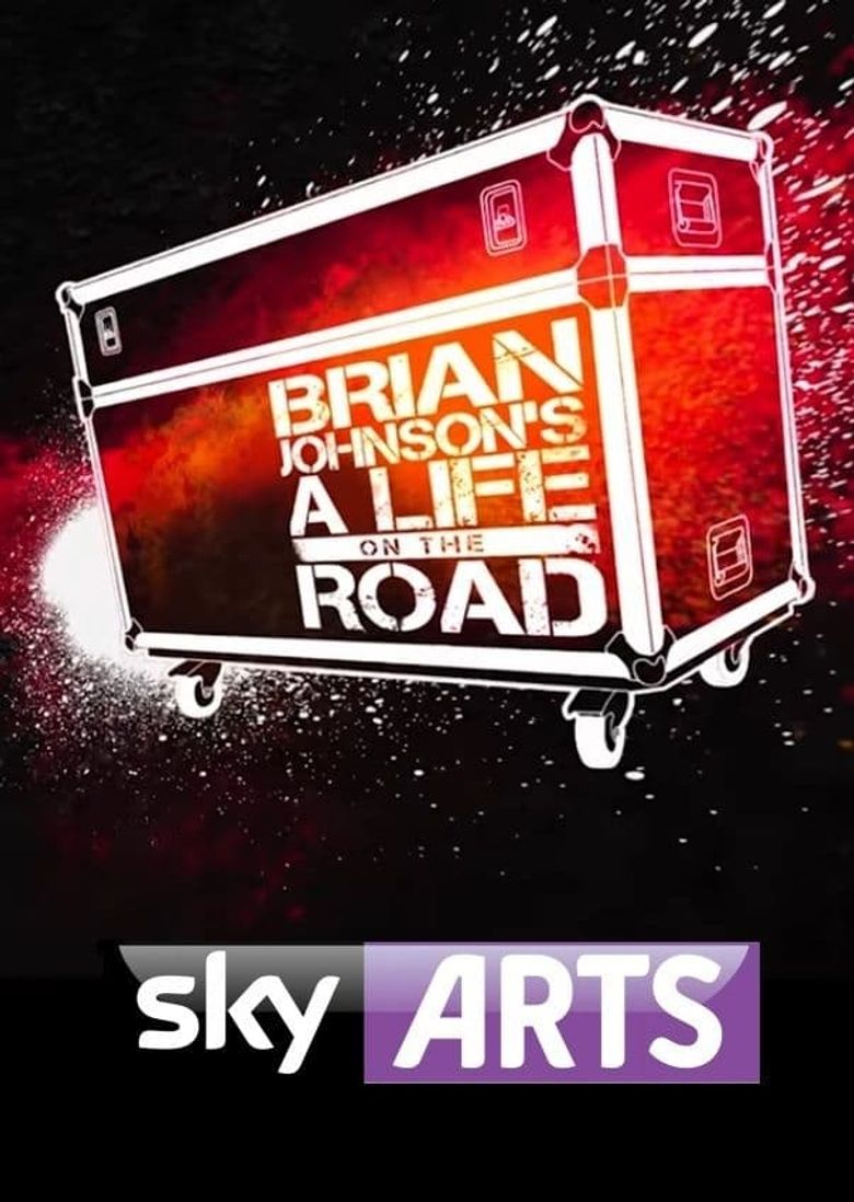 Brian Johnson : A Life on the Road Poster