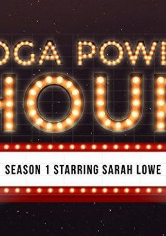 Yoga Power Hour Poster