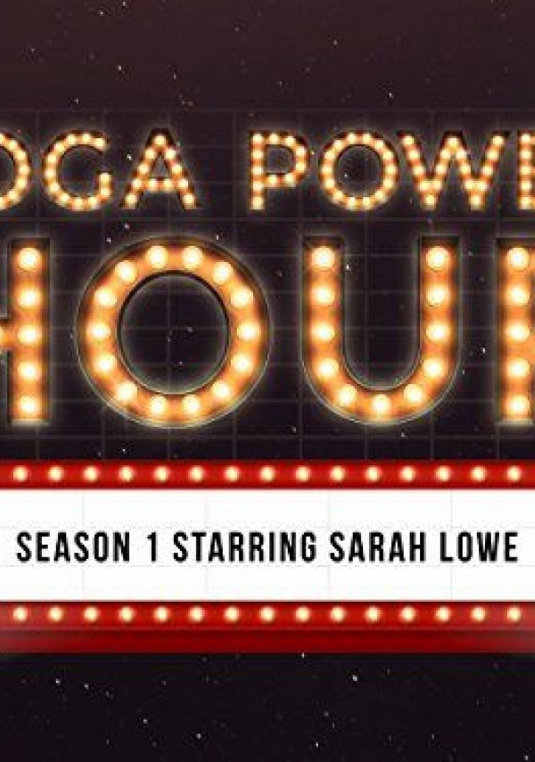 Yoga Power Hour Poster
