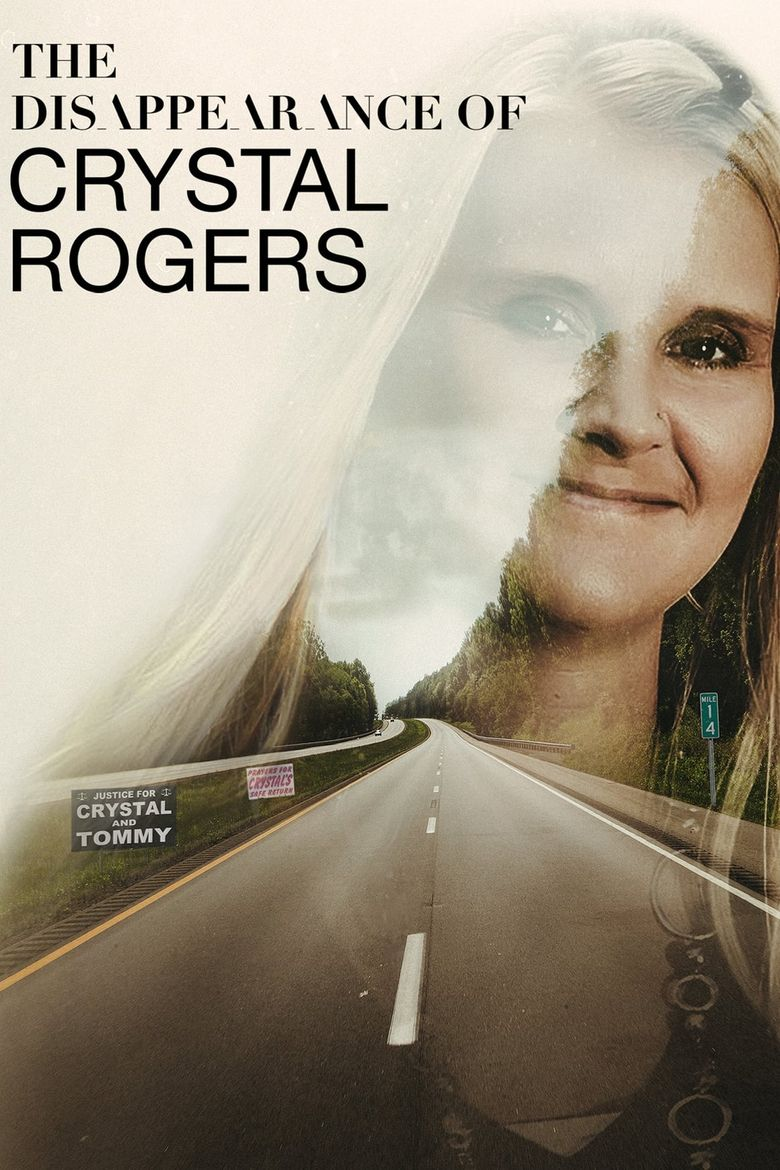The Disappearance of Crystal Rogers Poster