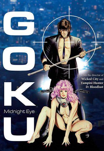 Goku Midnight Eye Poster
