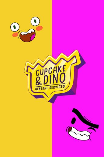 Cupcake & Dino - General Services Poster