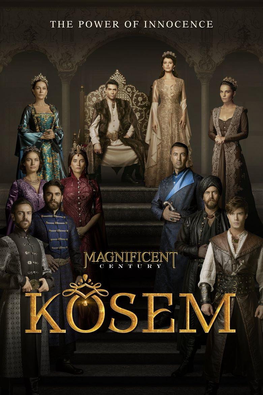 The Magnificent Century: Kösem Poster