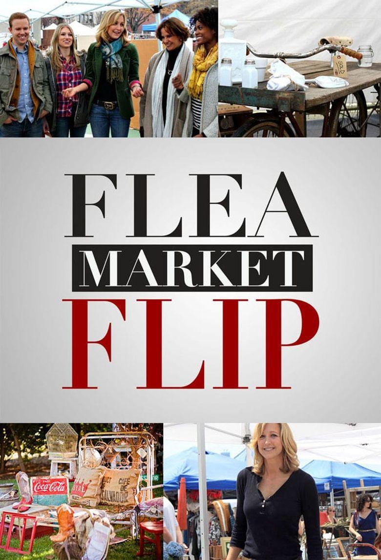 Flea Market Flip Poster