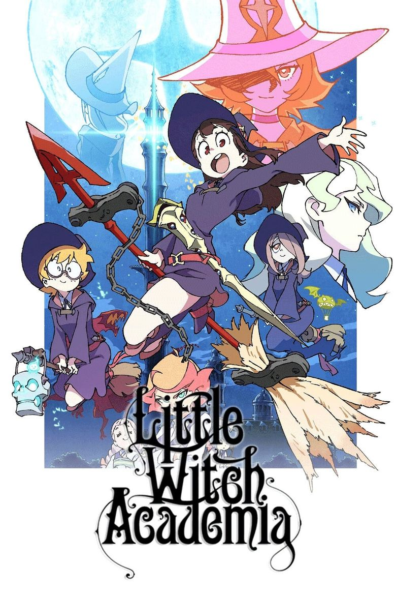 Little Witch Academia Poster