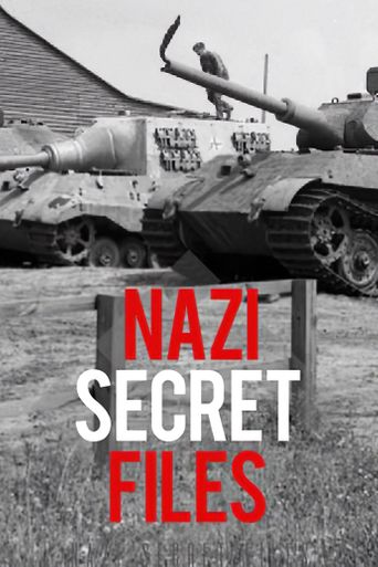 Nazi Secret Files Poster