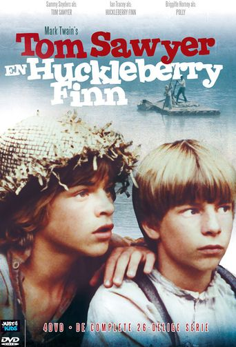 Huckleberry Finn and His Friends Poster